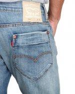 Spodnie na modelu