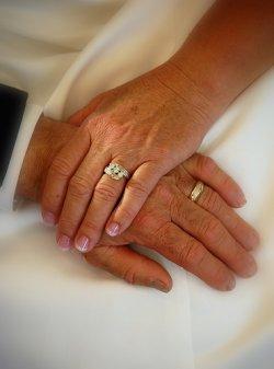 ślub - para